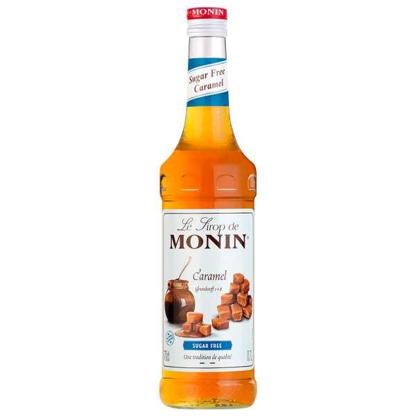 Monin Sirup Karamell Light zuckerfrei 700 ml