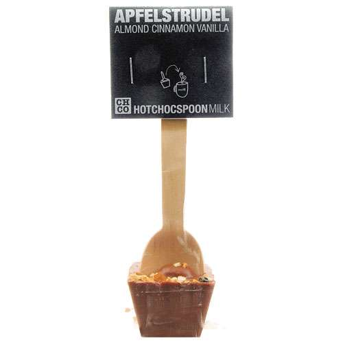HOTCHOCSPOON Apfelstrudel Vollmilch 50 g