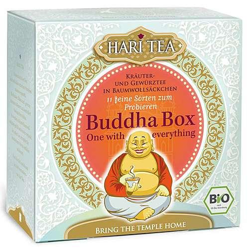 "HARI TEA Bio ""Buddha Box"" Teebeutel 11 Sorten 22 g"