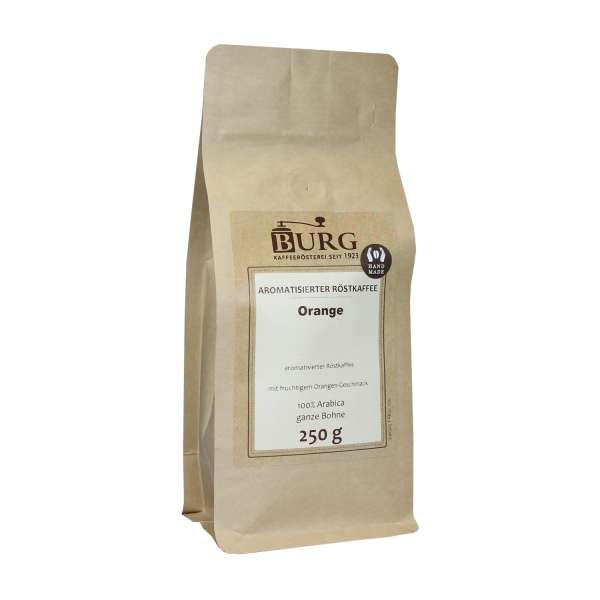 BURG Orangen Kaffee aromatisiert