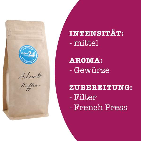 Advents Kaffee