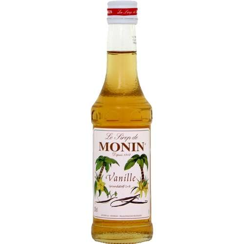 Monin Sirup Vanille 250 ml