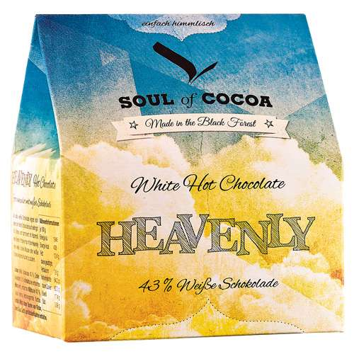 Soul of Cocoa Heavenly White Hot Chocolate 200 g