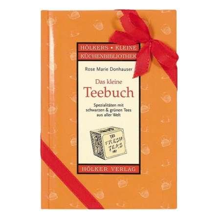 """Buch """"Das kleine Teebuch"""""""