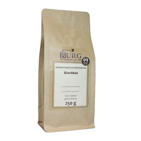 BURG Eierlikör Kaffee aromatisiert