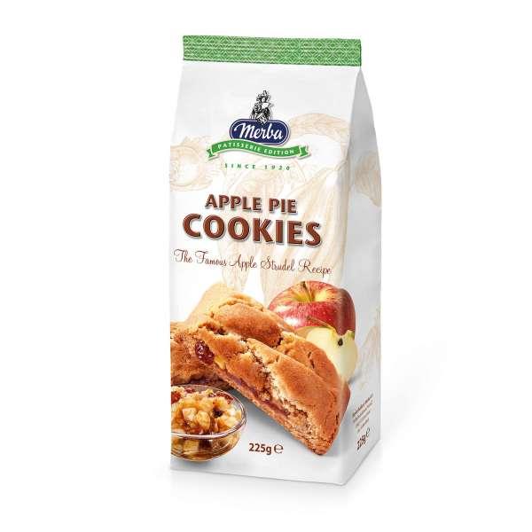 Merba Apple Pie Cookies 225 g