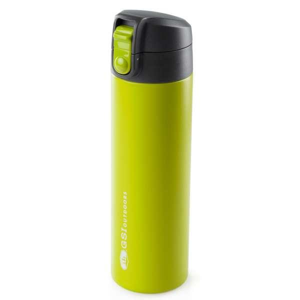 GSI Outdoors Microlite 500 Isolierkanne Edelstahl grün 500 ml