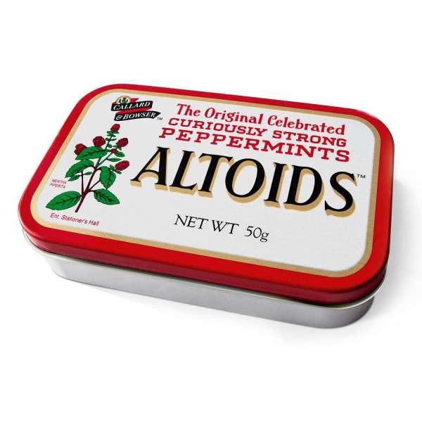 Altoids Pfefferminz-Pastillen 50 g