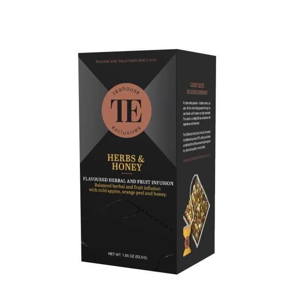 TE Luxury Tea Bag Herbs & Honey 15 Teebeutel 52,5 g