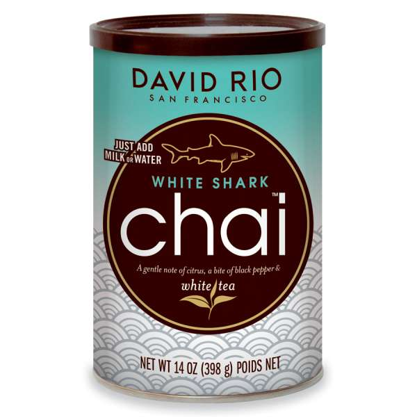 David Rio White Shark Chai 398 g