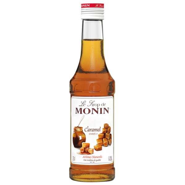 Monin Sirup Karamell 250 ml