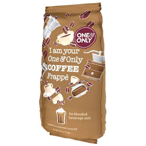 one&only Frappe Pulver Kaffee 1 kg
