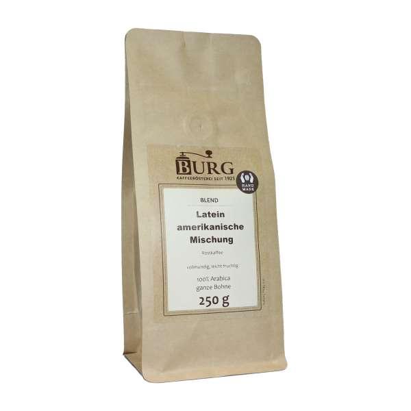 BURG Kaffee Lateinamerikanische Mischung