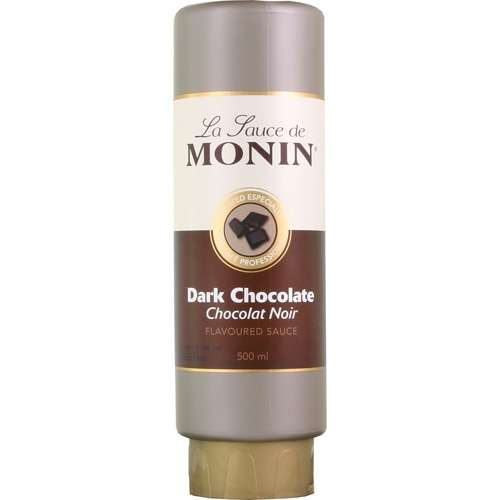 Monin Soße Dunkle Schokolade 500 ml