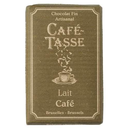 Café-Tasse Vollmilchschokolade Kaffee 10 Täfelchen á 9 g