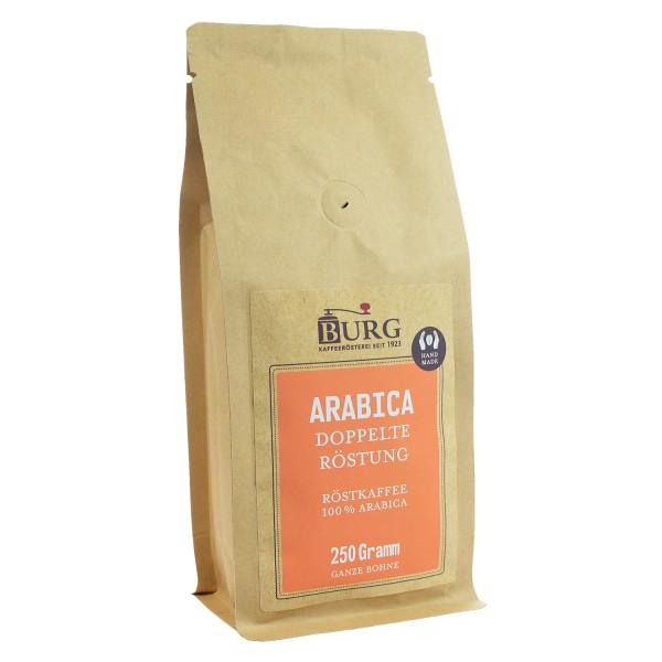 BURG Arabica Kaffee doppelte Röstung bestellen