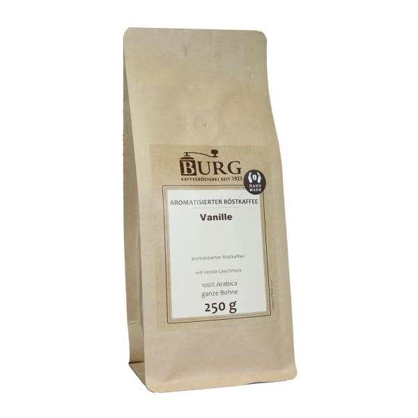 BURG Vanille Kaffee aromatisiert
