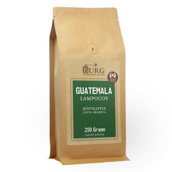 BURG Guatemala Lampocoy Kaffee