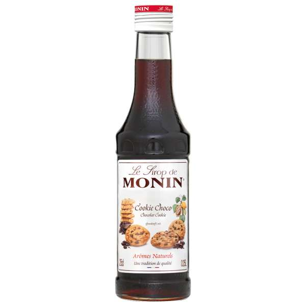 Monin Sirup Cookie Choco 250 ml