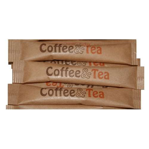 Zuckersticks Rohrzucker Coffee & Tea Karton 1000 Beutel