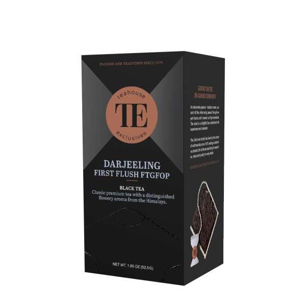 TE Luxury Tea Bag Darjeeling First Flush FTGFOP 15 Teebeutel 52,5 g