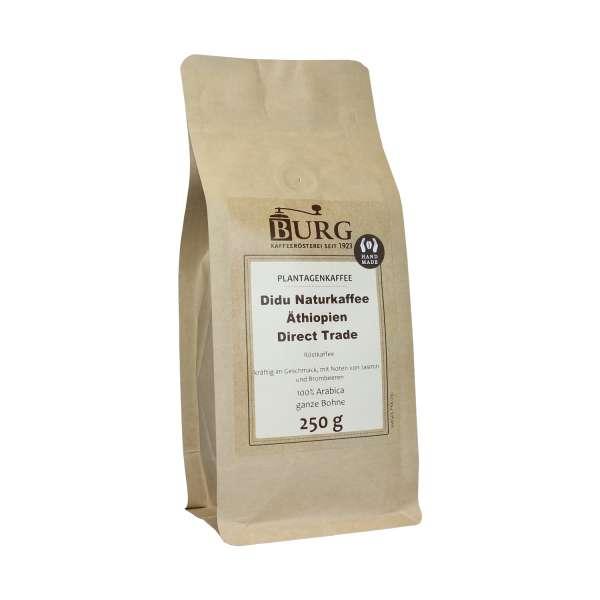 BURG Äthiopien DIDU Naturkaffee