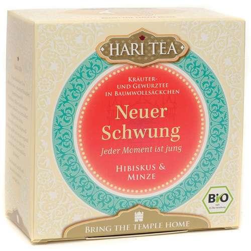 """HARI TEA Bio """"Neuer Schwung"""" 10 Teebeutel 20 g"""