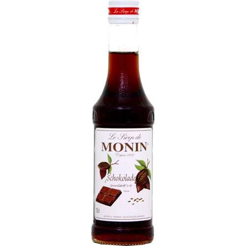 Monin Sirup Schokolade 250 ml