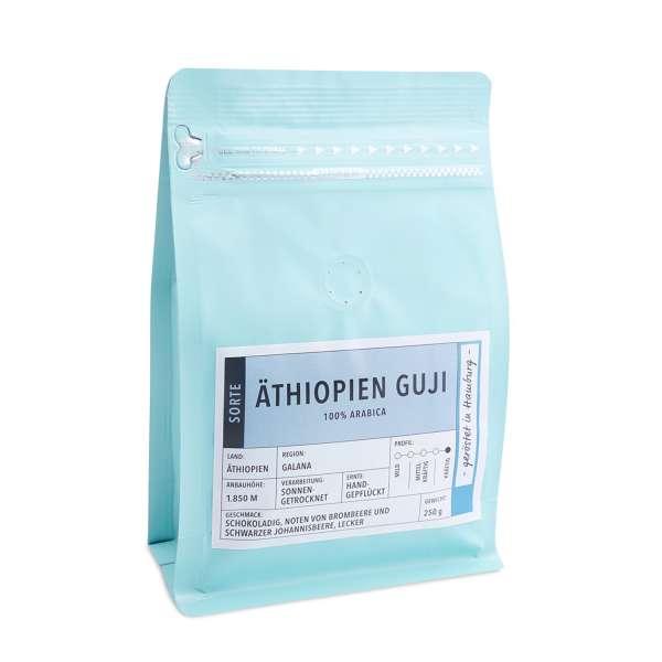 KaffeeBREWDA Äthiopien Guji Grad 1 250 g Bohne