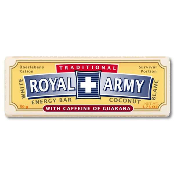 Royal Army Weiße Schokolade 50 g