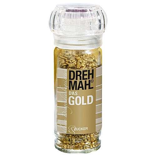 DREHMAHL Mühle Aromazucker Das Gold 75 g