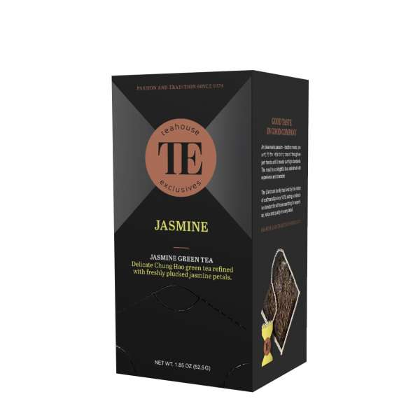 TE Luxury Tea Bag Jasmine 15 Teebeutel 52,5 g