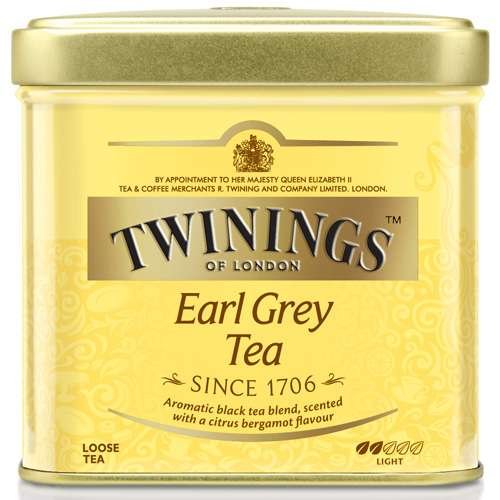 Twinings Earl Grey Tee lose Dose 100 g