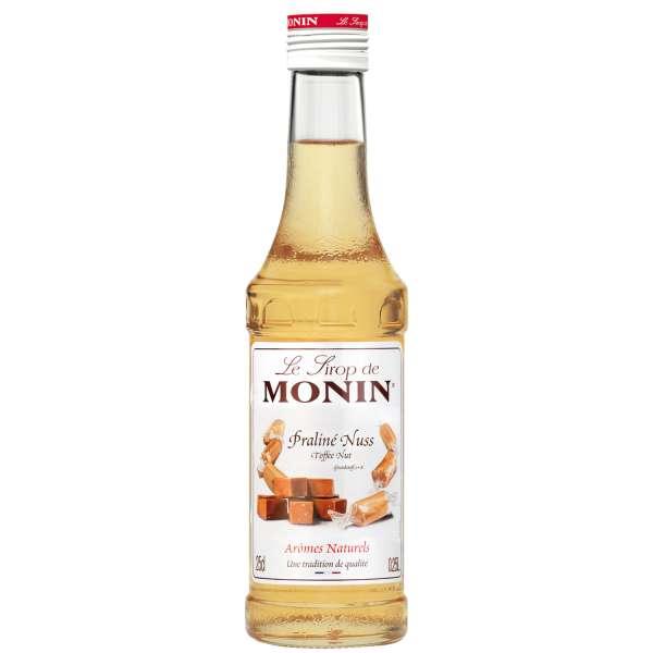Monin Sirup Praline Nuss 250 ml