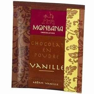 Monbana Trinkschokolade Vanille 10 x 20 g